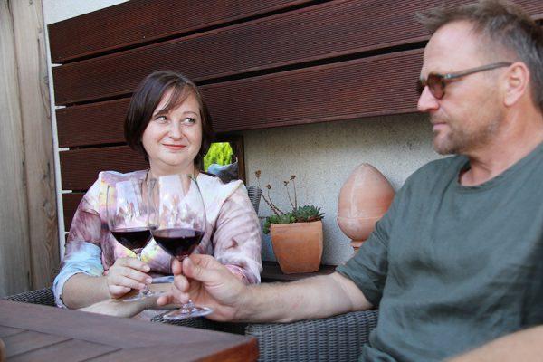 Christa und Wolfgang Hautzinger