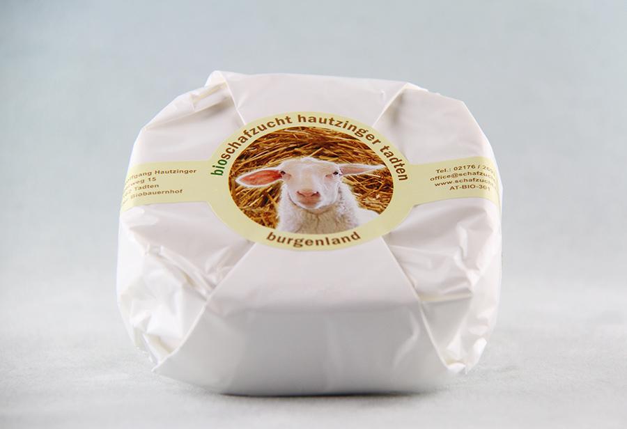 Bio Camembert von der Schafzucht Hautzinger