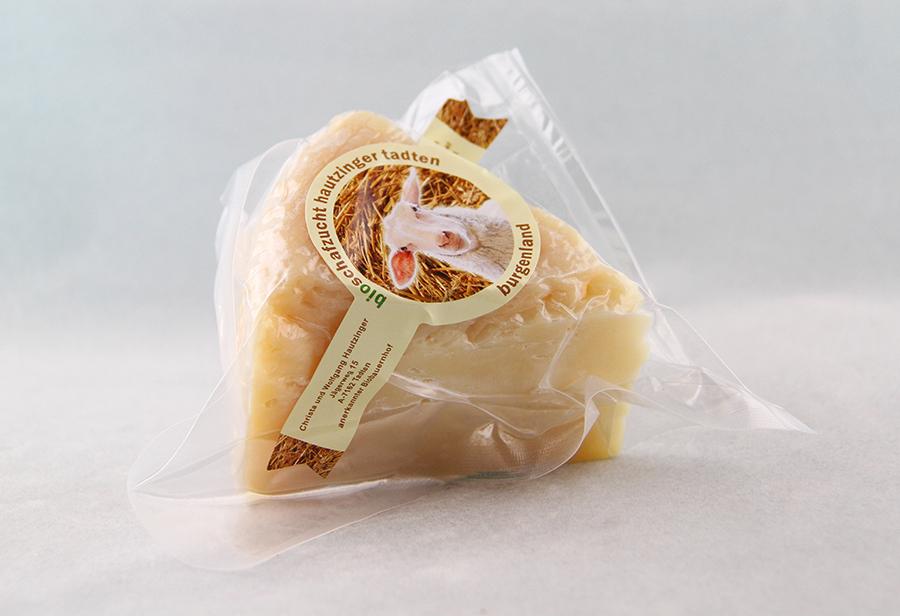 Bio Schaferino Käse von der Schafzucht Hautzinger